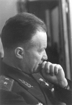 Генерал Н.П. Каманин